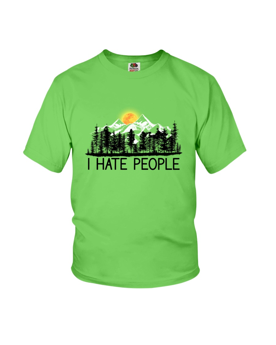 I Hate People Youth T-Shirt