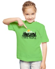 I Hate People Youth T-Shirt lifestyle-youth-tshirt-front-2