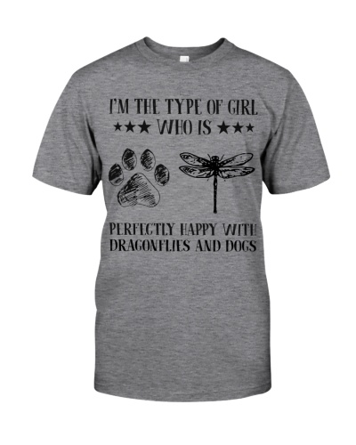 Dragonflies And Dogs