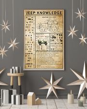 Jeep Knowledge 11x17 Poster lifestyle-holiday-poster-1