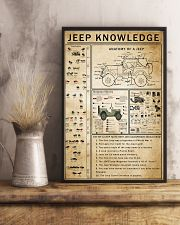 Jeep Knowledge 11x17 Poster lifestyle-poster-3