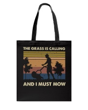 The Grass Is Calling Tote Bag thumbnail