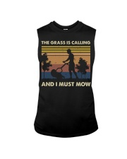 The Grass Is Calling Sleeveless Tee thumbnail