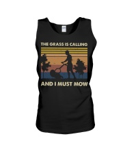 The Grass Is Calling Unisex Tank thumbnail
