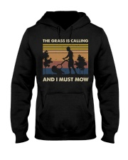 The Grass Is Calling Hooded Sweatshirt thumbnail