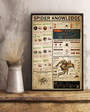 Spider Knowledge 11x17 Poster lifestyle-poster-3