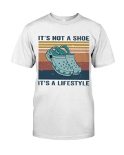 It's A Lifestyle Classic T-Shirt front
