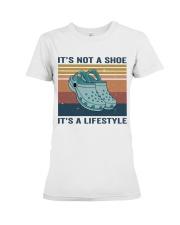 It's A Lifestyle Premium Fit Ladies Tee thumbnail