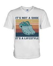 It's A Lifestyle V-Neck T-Shirt thumbnail