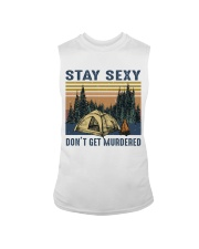 Stay Sexy Sleeveless Tee tile