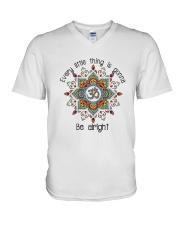 Be Alright V-Neck T-Shirt thumbnail