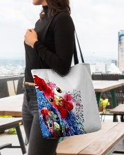 Love Chicken All-over Tote aos-all-over-tote-lifestyle-front-04