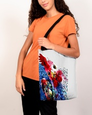 Love Chicken All-over Tote aos-all-over-tote-lifestyle-front-07