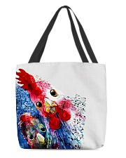 Love Chicken All-over Tote back