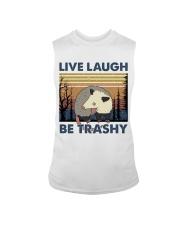Live Laugh Be Trashy Sleeveless Tee thumbnail
