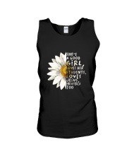 She Is A Good Girl Unisex Tank thumbnail