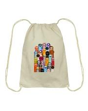 Love Sloth Drawstring Bag thumbnail