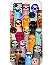 Love Sloth Phone Case i-phone-7-case