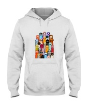 Love Sloth Hooded Sweatshirt thumbnail