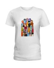 Love Sloth Ladies T-Shirt thumbnail