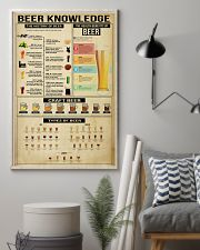 Beer Knowledge 11x17 Poster lifestyle-poster-1