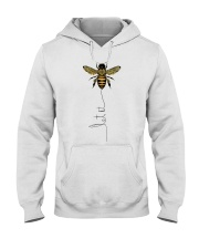 Let It Bee Hooded Sweatshirt tile