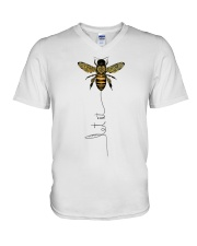 Let It Bee V-Neck T-Shirt tile