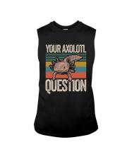 Your Axolotl Question Sleeveless Tee thumbnail