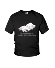 And Into The Forest I Go 2 Youth T-Shirt thumbnail