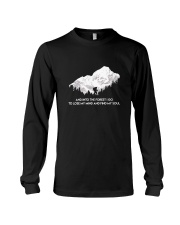 And Into The Forest I Go 2 Long Sleeve Tee thumbnail