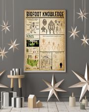 Bigfoot Knowledge 11x17 Poster lifestyle-holiday-poster-1