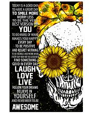 Laugh Love Live 11x17 Poster front