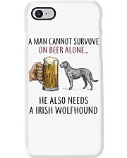 Irish Wolfhound Phone Case thumbnail
