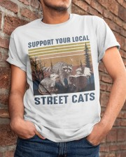Support Your Local Classic T-Shirt apparel-classic-tshirt-lifestyle-26