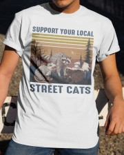 Support Your Local Classic T-Shirt apparel-classic-tshirt-lifestyle-28