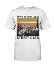 Support Your Local Classic T-Shirt front
