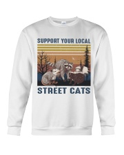 Support Your Local Crewneck Sweatshirt thumbnail