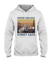 Support Your Local Hooded Sweatshirt thumbnail
