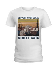 Support Your Local Ladies T-Shirt thumbnail
