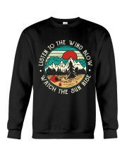 Listen To The Wind Blow Crewneck Sweatshirt thumbnail