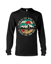 Listen To The Wind Blow Long Sleeve Tee thumbnail