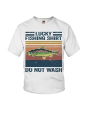 Lucky Fishing Shirt Youth T-Shirt thumbnail