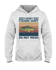 Lucky Fishing Shirt Hooded Sweatshirt thumbnail
