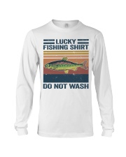 Lucky Fishing Shirt Long Sleeve Tee thumbnail