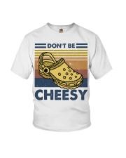 Don't Be Cheesy Youth T-Shirt thumbnail