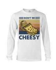 Don't Be Cheesy Long Sleeve Tee thumbnail