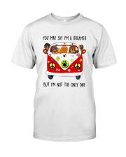 Tibetan Mastiff Classic T-Shirt front