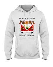 Tibetan Mastiff Hooded Sweatshirt thumbnail