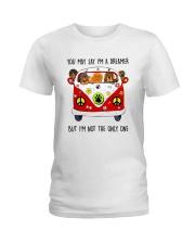 Tibetan Mastiff Ladies T-Shirt thumbnail