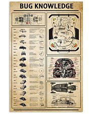 Bug Knowledge 11x17 Poster front